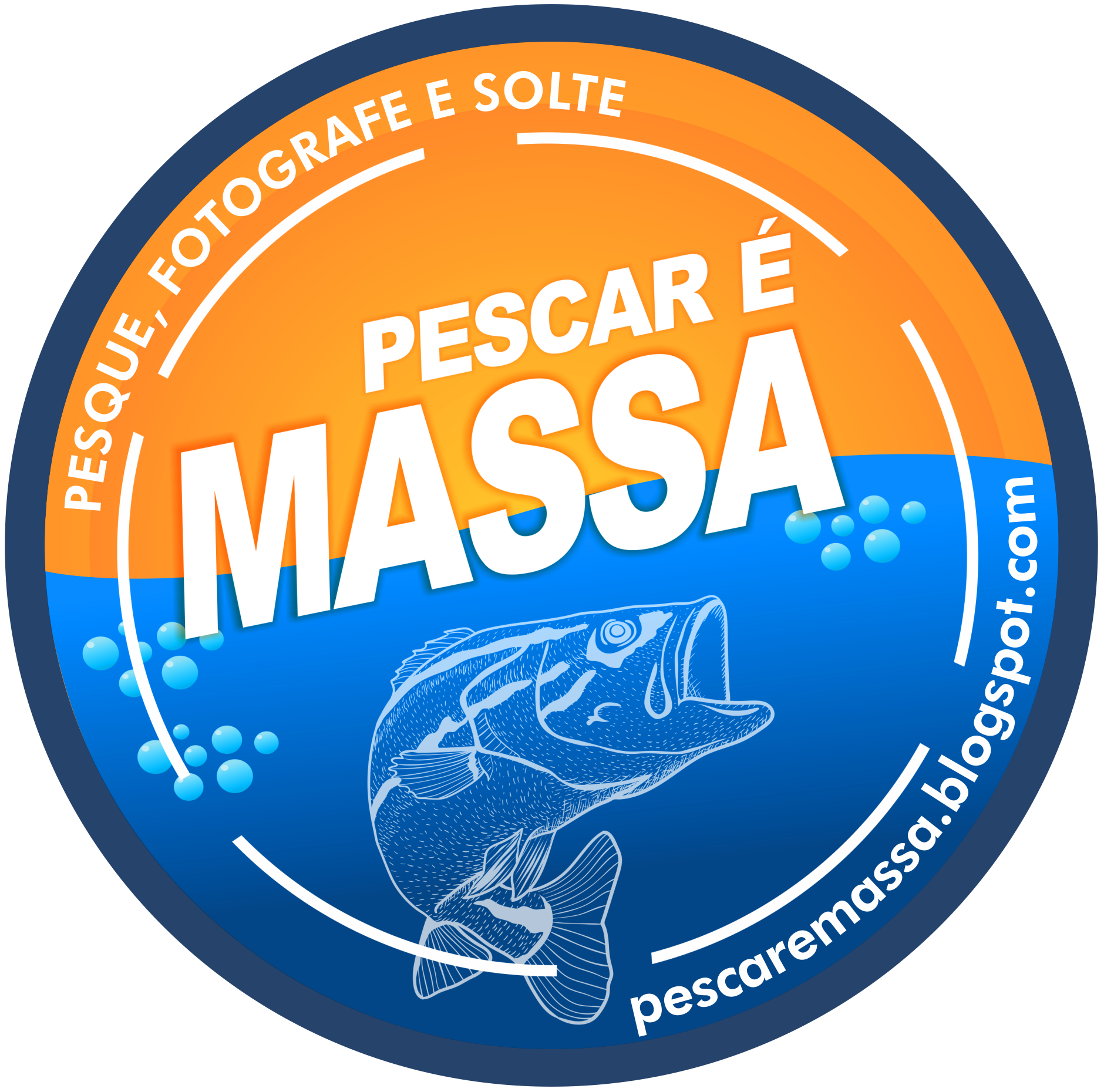 Pescar é Massa